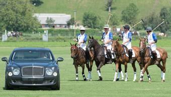 Polo-Turnier im Birrfeld