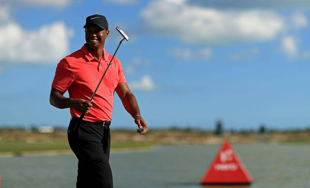 2. Tiger Woods (USA, Golf 1,7 Milliarden Dollar)