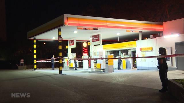 Wankdorf-Tankstelle: Mann mit Messer festgenommen