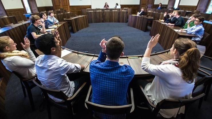Wie 2015 wird das Jugendparlament auch dieses Jahr eine Jugendsession organisieren.