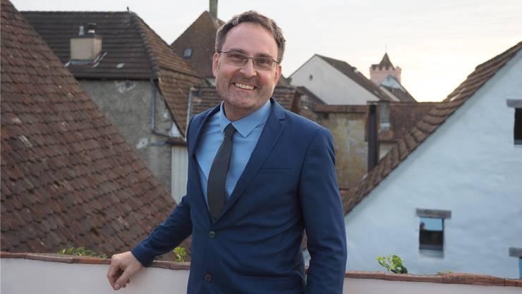 Initiant Michael Derrer hatte als Schüler selber Mühe mit Französisch.