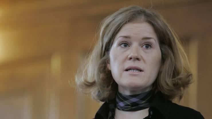 SVP-Gemeinderätin Susanne Brunner will sich nicht vorschreiben lassen, wie sie ihre Sätze zu formulieren hat. (Archiv)