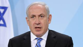 Israels Ministerpräsident Benjamin Natanjahu (Archiv)