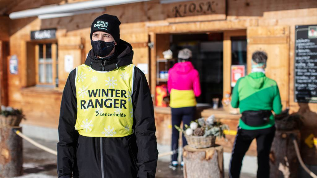 26 Ranger sorgen in der Lenzerheide für Ordnung