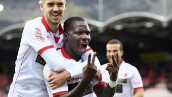 FC Sion - FC Thun, 01.04.2017