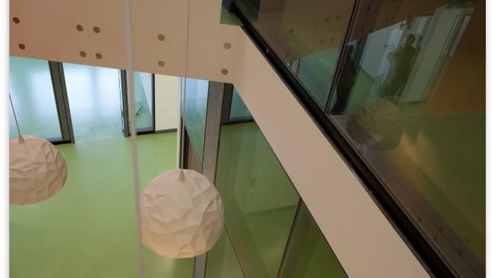 Die China Business Platform ist im Technologiepark Basel untergebracht.