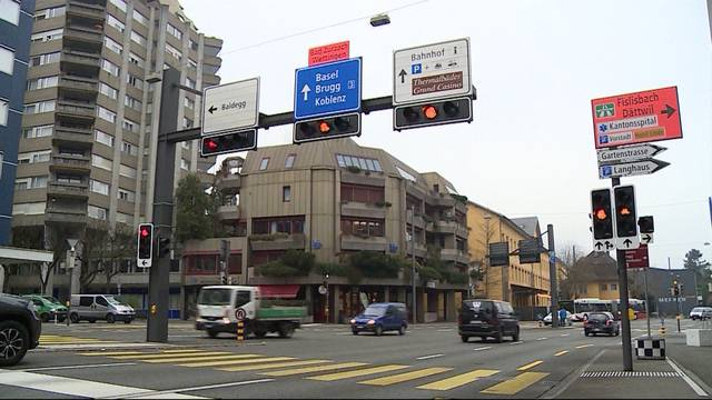 Kanton Aargau bleibt frei von fixen Radarfallen