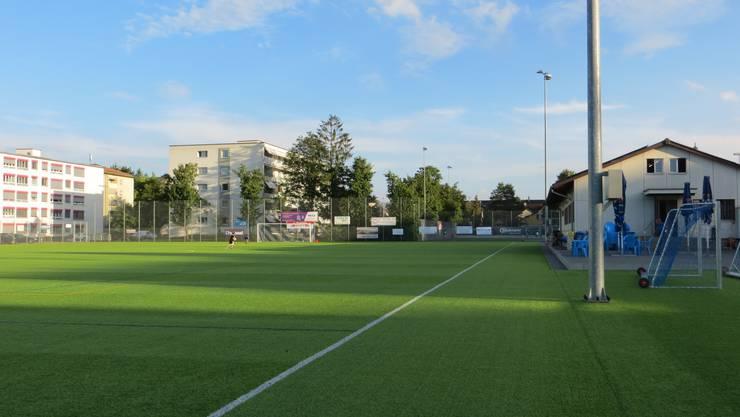 Der Kittler, das Stadion vom FC Frenkendorf
