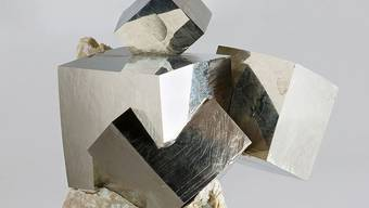Pyrit, besser als Katzengold bekannt, kann gemäss Empa-Forschern zur Herstellung preisgünstiger Alternativen zu Lithium-Ionen-Akkus verwendet werden.