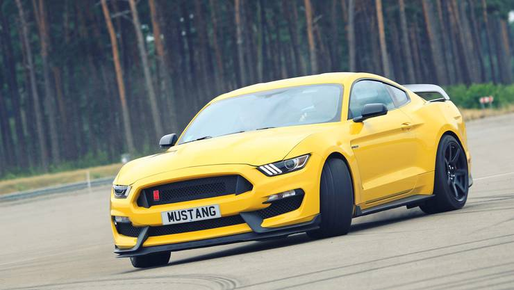 Shelby Mustang GT350R