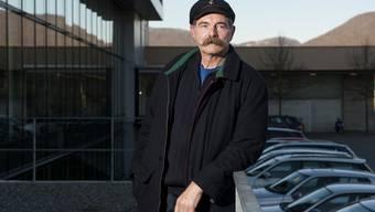 Arno Pellanda, Präsident des Schweizer Seemannsclubs, Sektion Aarau.