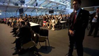 Delegierte beraten Kriterien für Klimaziele