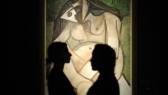 Der Genfer soll Werke von Picasso (im Bild) zu teuer verkauft haben