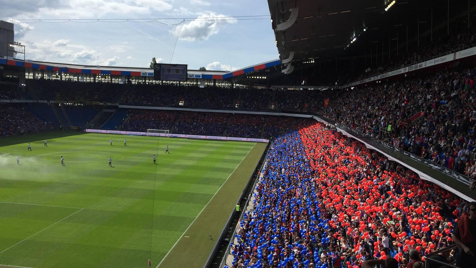 FC Basel überwintert europäisch