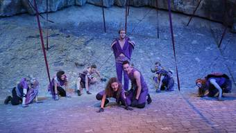Eigens für die Schlossspiele Falkenstein in Niedergösgen wurde das Stück «Sommernachtstraum» von William Shakespeare auf Mundart übersetzt.
