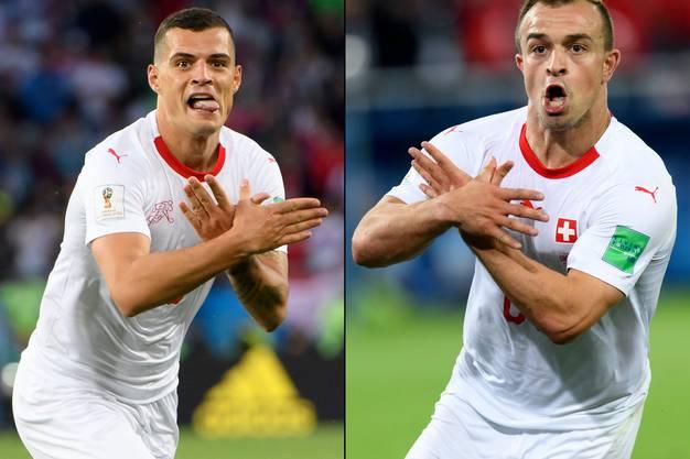Die Aufarbeitung der Doppeladler-Affäre an der WM 2018 hat Vladimir Petkovic Sympathien gekostet.