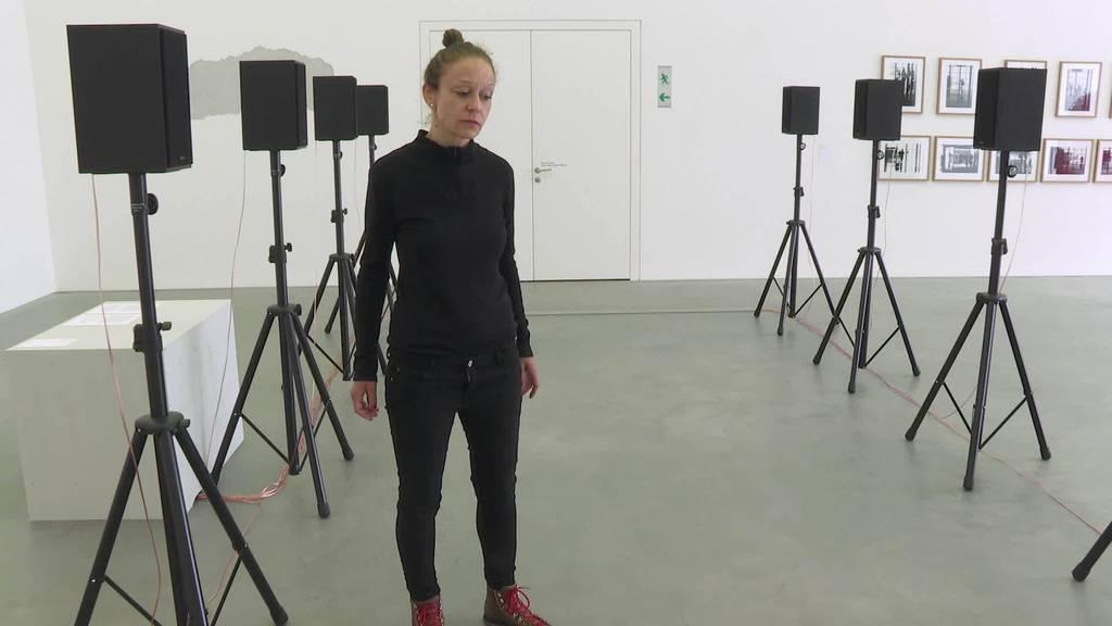 Ohne Worte: Ausstellung zeigt Sprachverlust bei Demenz