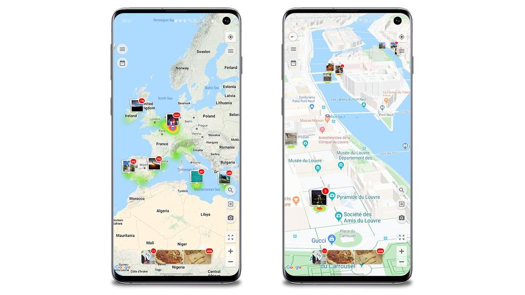 Photo Map: Deine persönliche Foto-Karte