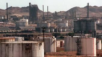 Bald auch ein blühender Garten? Ölanlage in der turkmenischen Wüste (Archiv)