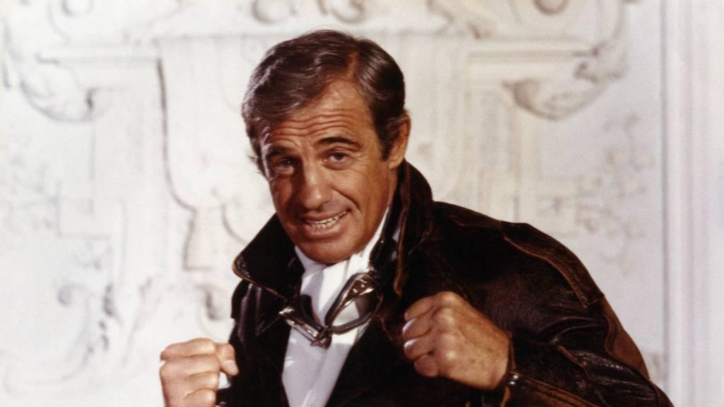 Französische Schauspiel-Legende Jean-Paul Belmondo ist tot