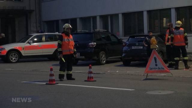 Tödliche Frontalkollision in Reconvillier