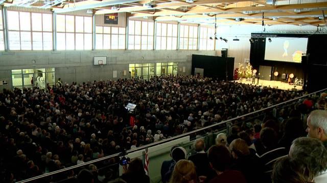 Riesige Anteilnahme an Trauerfeier für Schweden-Opfern