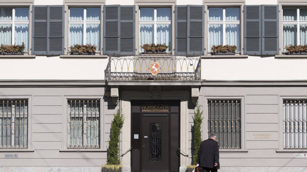 Die Privatbank Notenstein La Roche bekommt einen neuen Chef.