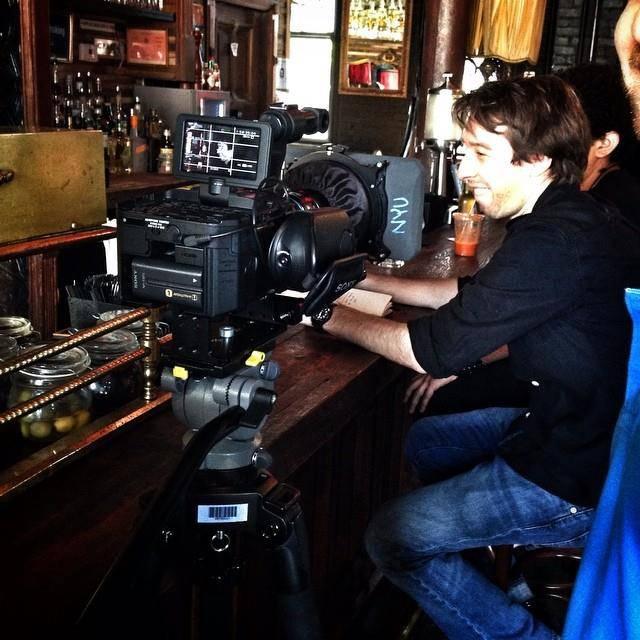 Goldacher wird Filmstar in Hollywood (© zvg)