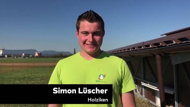 Aargauer Bauer – Simon Lüscher