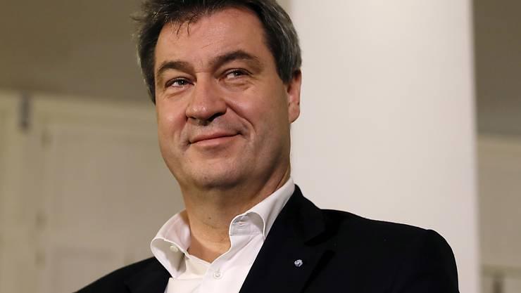 Für den amtierenden und künftigen Ministerpräsidenten Söder kann Bayern grüner werden - auch ohne die Grünen. (Archivbild)