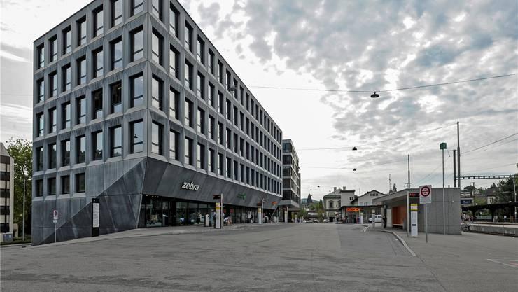 Der Bahnhof Liestal ist – vor allem wegen seiner Schnellzughalte – einer der am besten erreichbaren Standorte in der Region überhaupt.