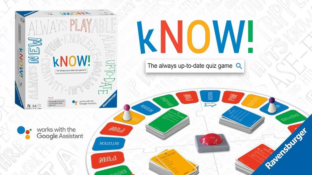 kNOW Quiz Verpackung Ravensburger