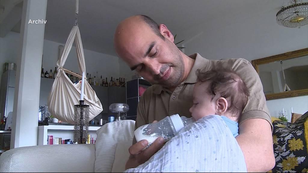Bundesrat will keinen Vaterschaftsurlaub