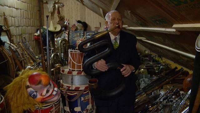 Mis Hobby: Der Instrumentensammler