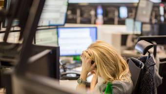 Europas Börsen werden von verschiedenen politischen Unruheherden belastet - die Indizes an wichtigen Märkten um über 1 Prozent nach. (Archivbild)