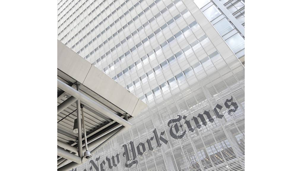 Die «New York Times» hat mit eine besonderen Aktion auf die vielen Einzelschicksale hinter den Coronavirus-Totenzahlen aufmerksam gemacht. (Archivbild)