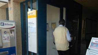 Der Gemeinderat möchte die Postfiliale Kleindöttingen unbedingt erhalten.