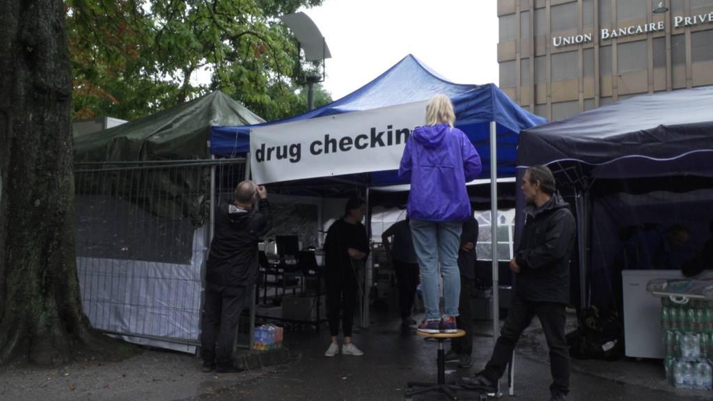 Streetparade: Warum gibt es den Drogencheck