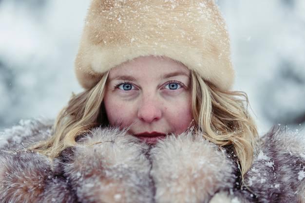 In Russland tragen alle Pelz