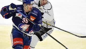 Tim Berni (vorne) wechselt von den ZSC Lions in die NHL
