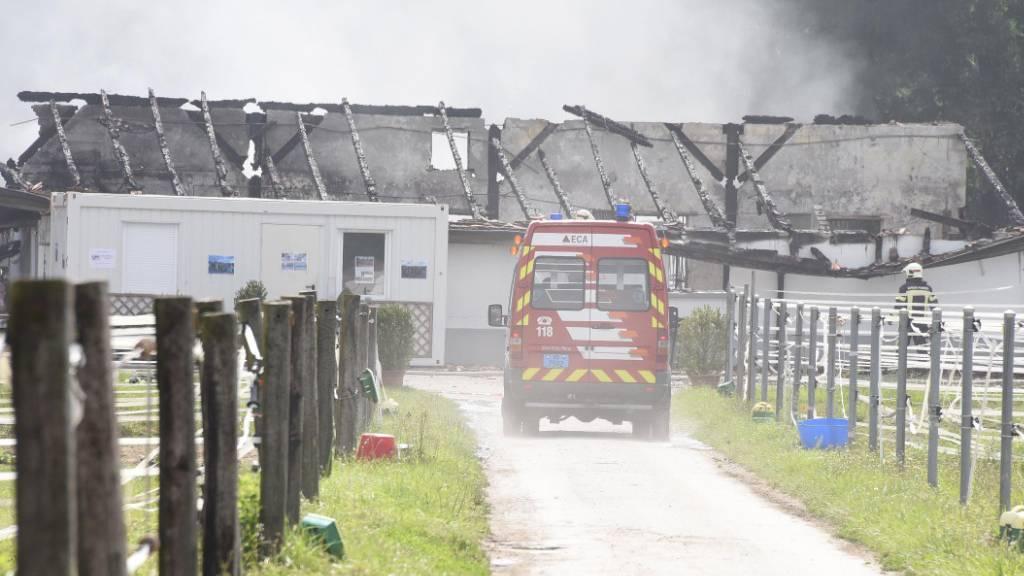 Mutmasslicher Serienbrandstifter im Kanton Freiburg vor Gericht