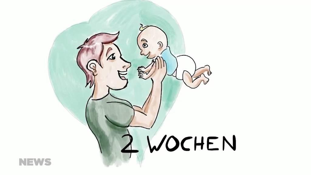 Vaterschaftsurlaub: Pro, Contra und Expertenprognose