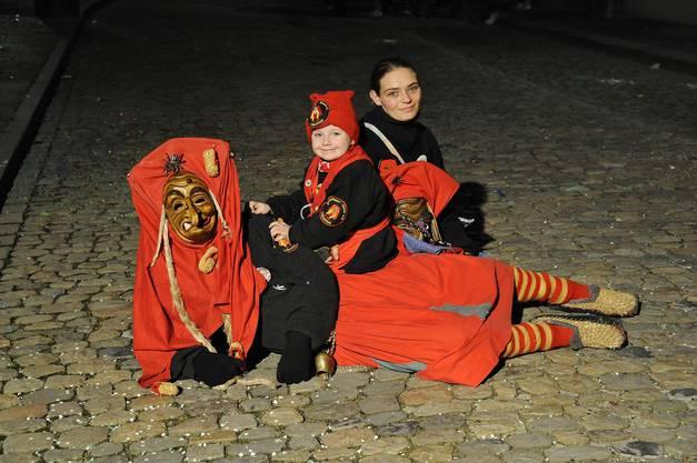 Das Häxefüür - ein Abend für die ganze Familie wie die Joradans aus Titisee-Neustadt