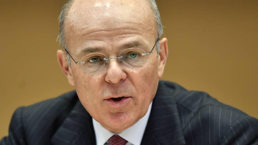 Zurich-Chef Mario Greco hat im Zuge des Gewinnrückgangs bei der Versicherungsgruppe 2020 etwas tiefere Boni als noch im Vorjahr erhalten. (Archiv)