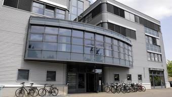 Das Gebäude an der Hans-Huber-Strasse 38. (Archiv)