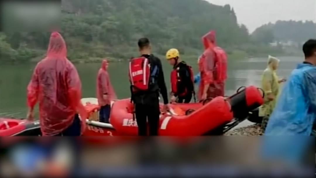 China: Acht Schulkinder im Fluss ertrunken