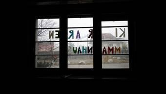 Das Ammannhaus an der Bahnhofstrasse in Muri ist baufällig und wird im Frühling, zusammen mit weiteren Liegenschaften, abgebrochen.