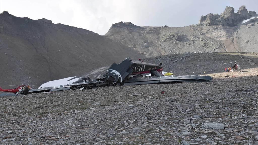 Zu tief, zu riskant: «Tante Ju»-Unglück war Pilotenfehler