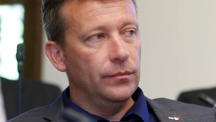 Mathias Stricker, SP, Bettlach.