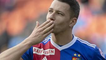 Nach über fünf Jahren verabschiedet sich Marek Suchy am Samstag vom FCB
